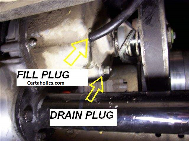 Servicing your 92-05 Club Car DS | Cartaholics Golf Cart Forum